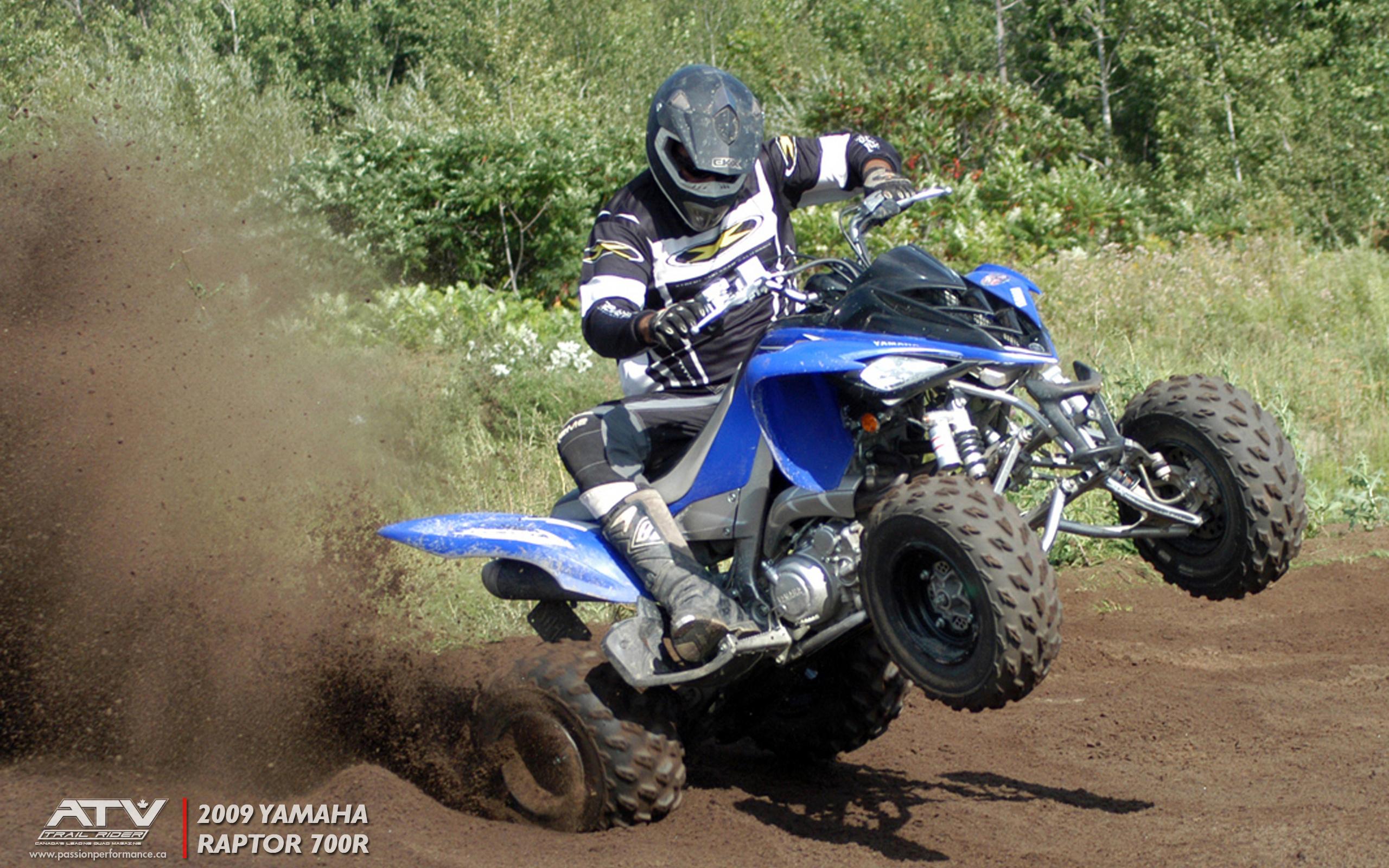 Yamaha Cc Quad Bike