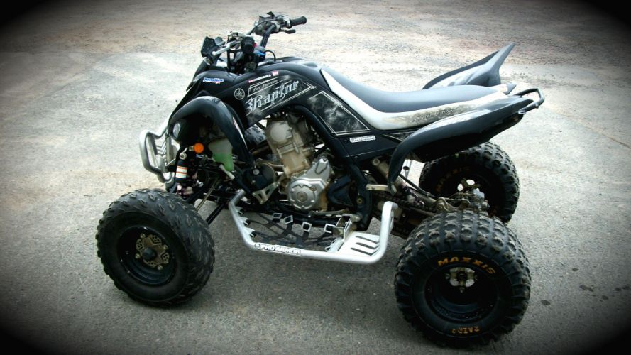 Yamaha Raptor Atv Quad Offroad Motorbike Bike Dirtbike Tuning Gd