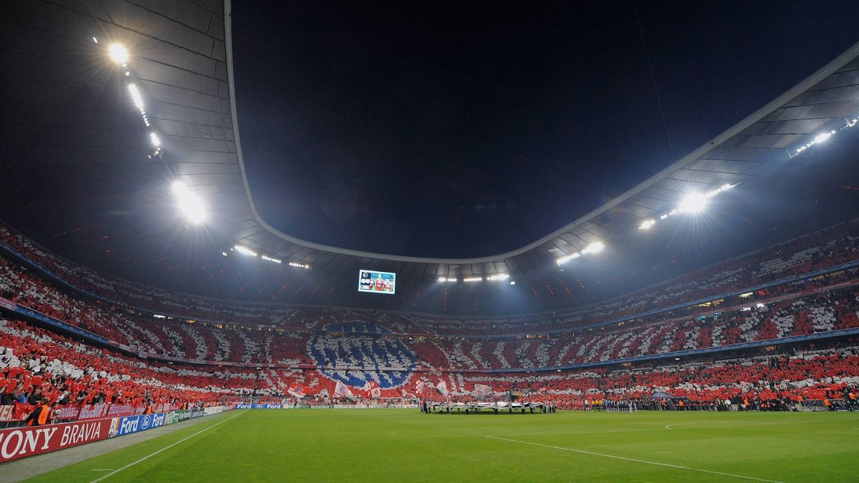 FC Bayern Munich Bayern football fans wallpaper