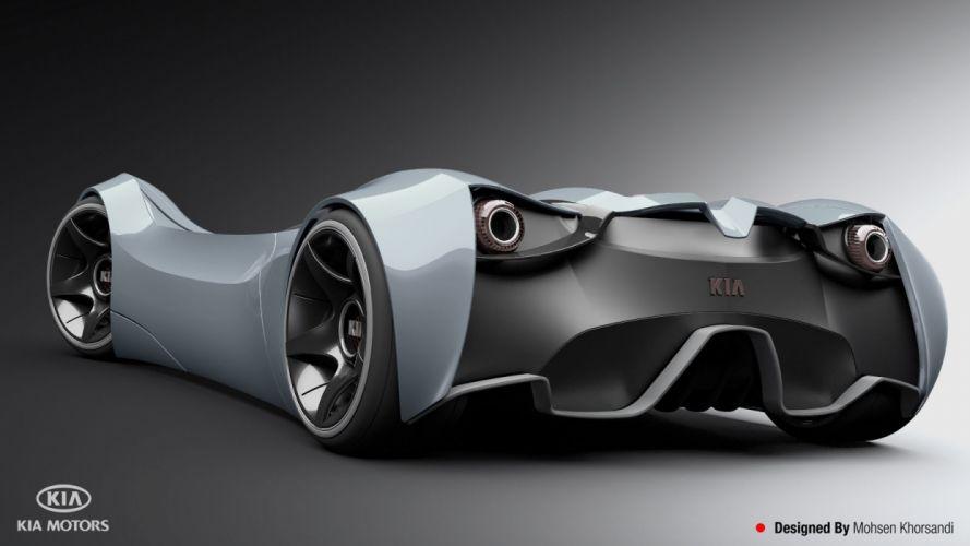 cars KIA concept car wallpaper