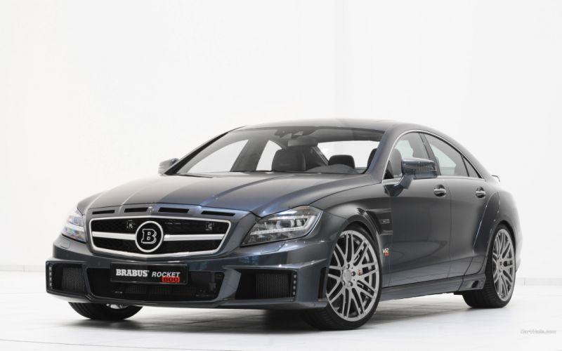 cars rocket Mercedes-Benz wallpaper