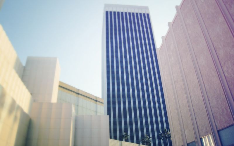 architecture buildings skyscrapers modern bright wallpaper