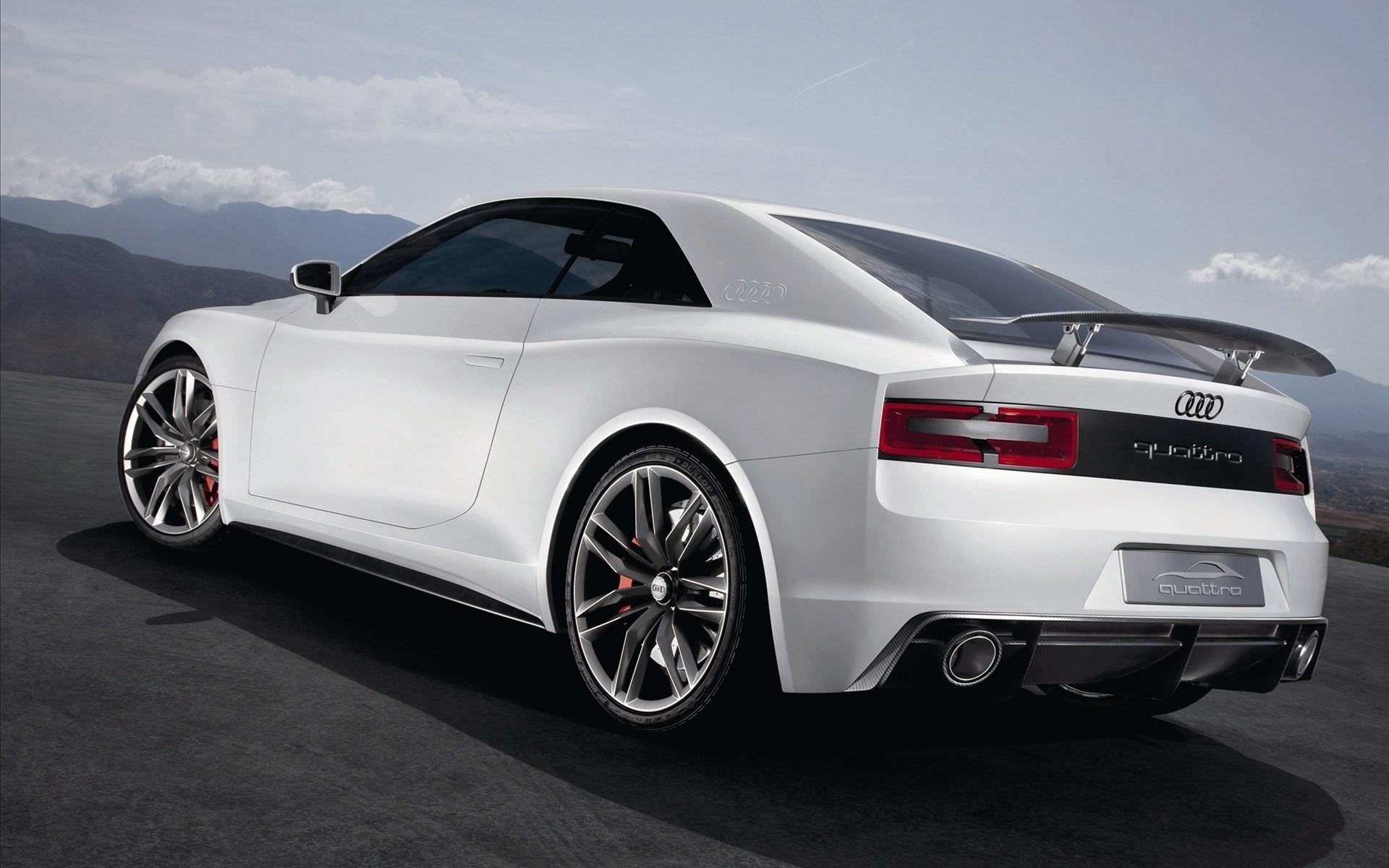 Cars Concept Art Vehicles Concept Cars Audi Quattro