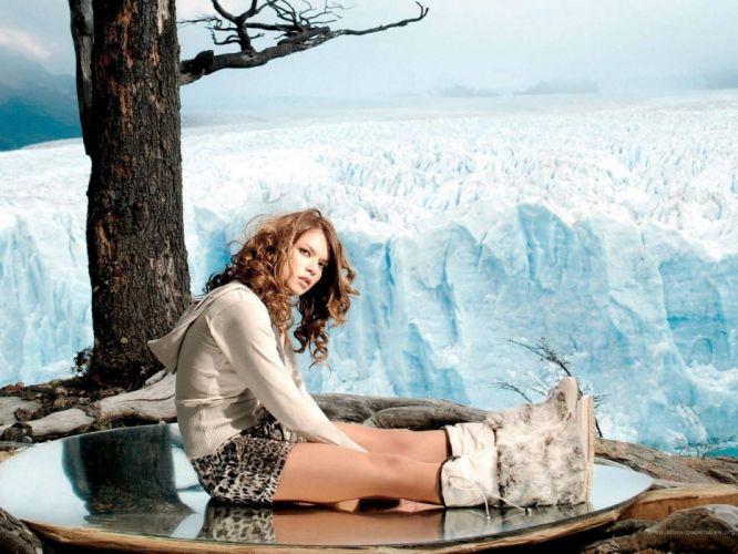 women fur shoes wallpaper