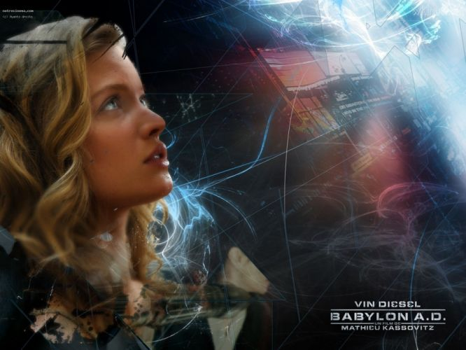 movie posters Babylon A_D_ Melanie Thierry wallpaper