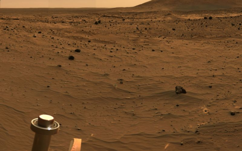 planets Mars lander wallpaper