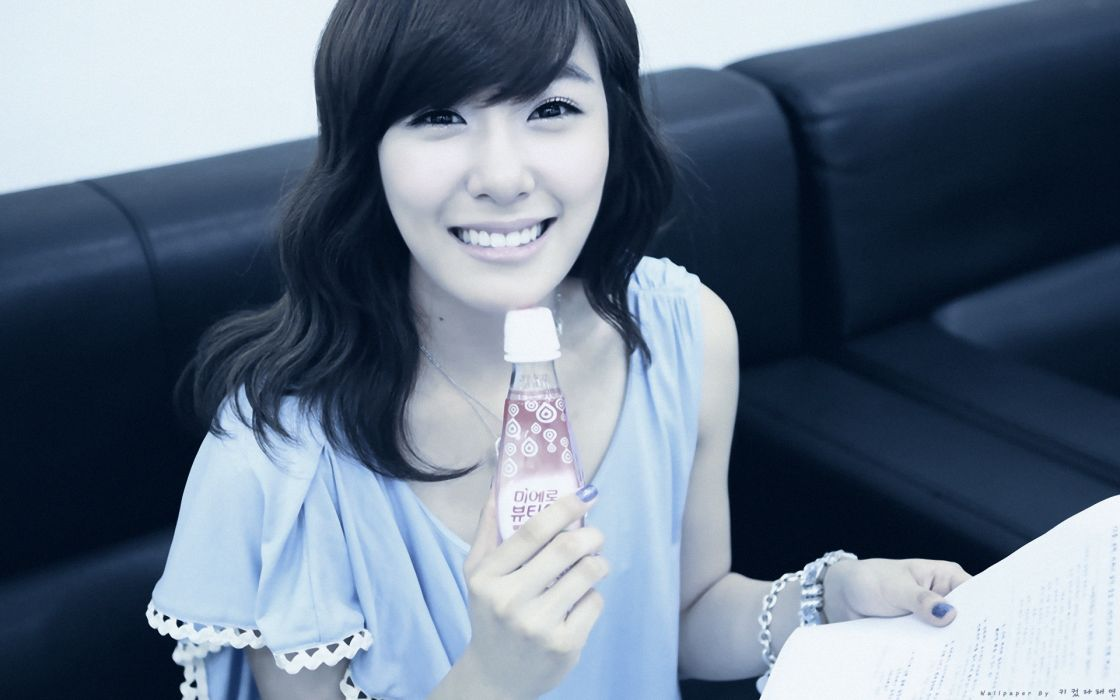 women Girls Generation SNSD Asians Korean K-Pop Tiffany Hwang wallpaper