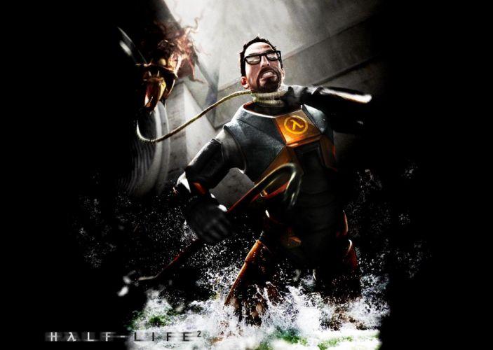 Half-Life Gordon Freeman Half-Life 2 barnacles wallpaper