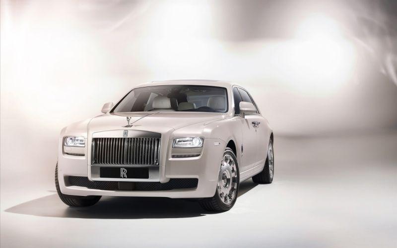 cars Rolls Royce Rolls Royce Ghost six wallpaper