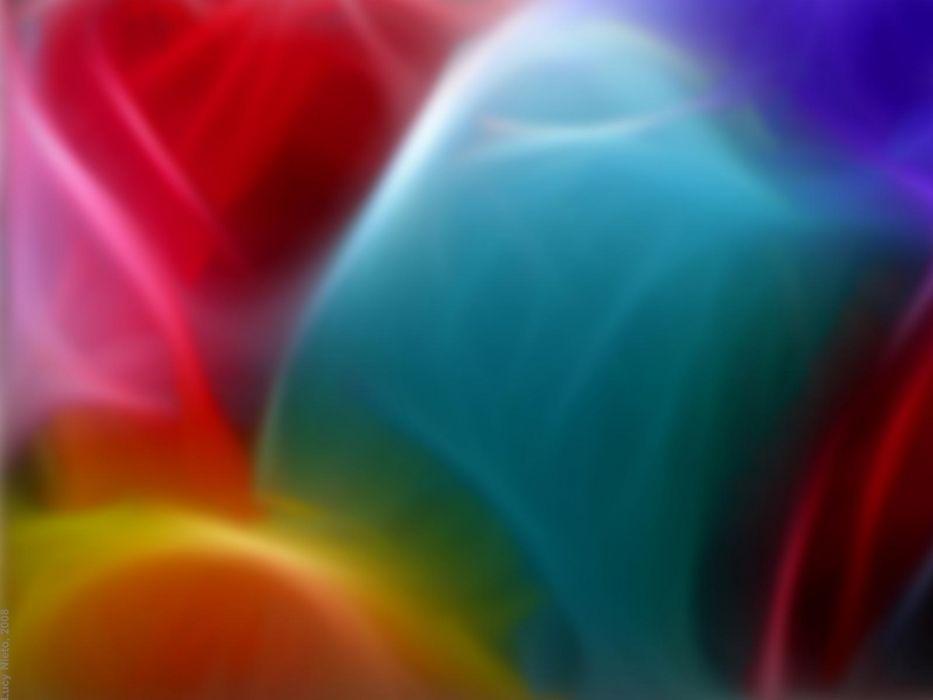 multicolor Fractalius wallpaper