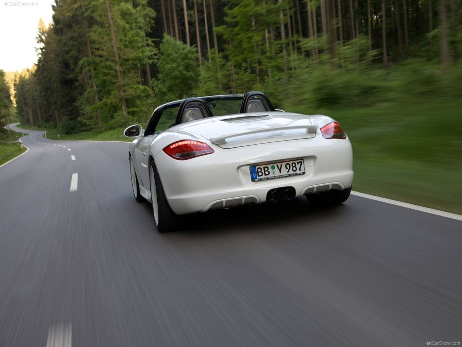 cars TechArt Porsche Boxster wallpaper