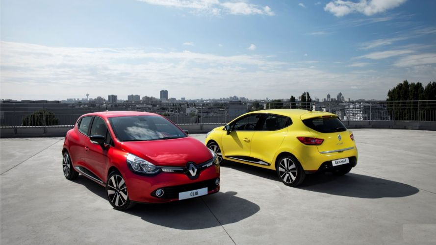 cars Renault Clio wallpaper