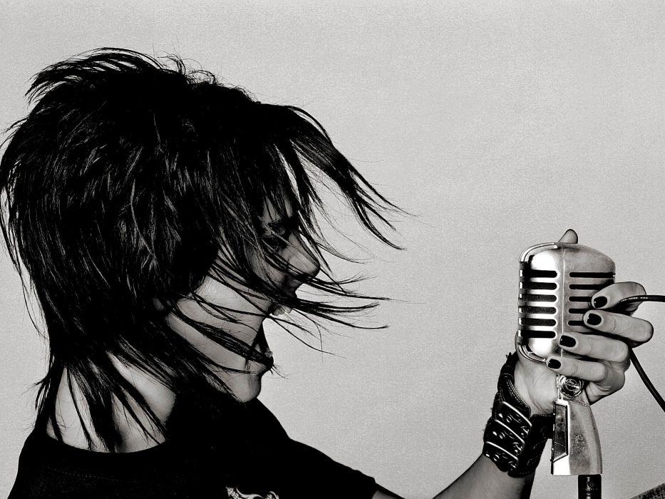 music Bill Kaulitz singers Tokio Hotel wallpaper