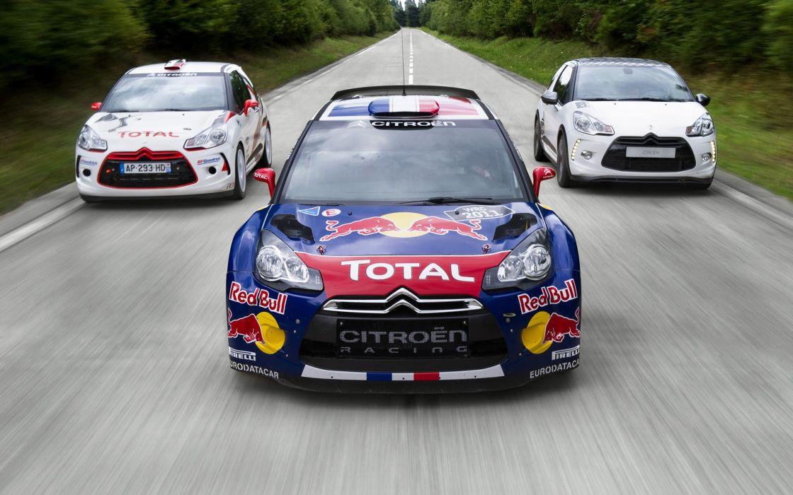 cars rally Citroen C4 WRC CitroAIA wallpaper