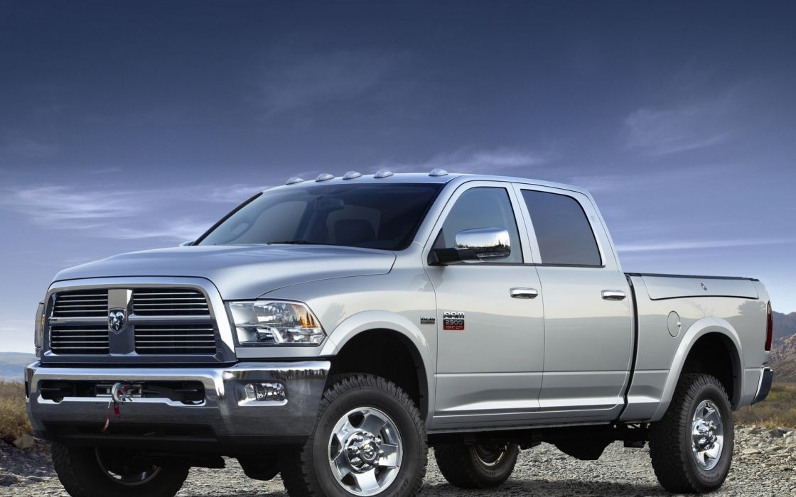 cars pickup trucks Dodge Ram 2500 wallpaper