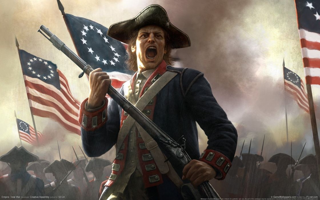 Empire Total War HD Wallpapers Backgrounds Wallpaper