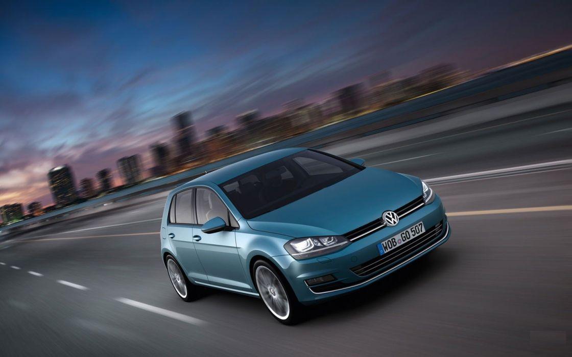 cars Volkswagen Golf wallpaper