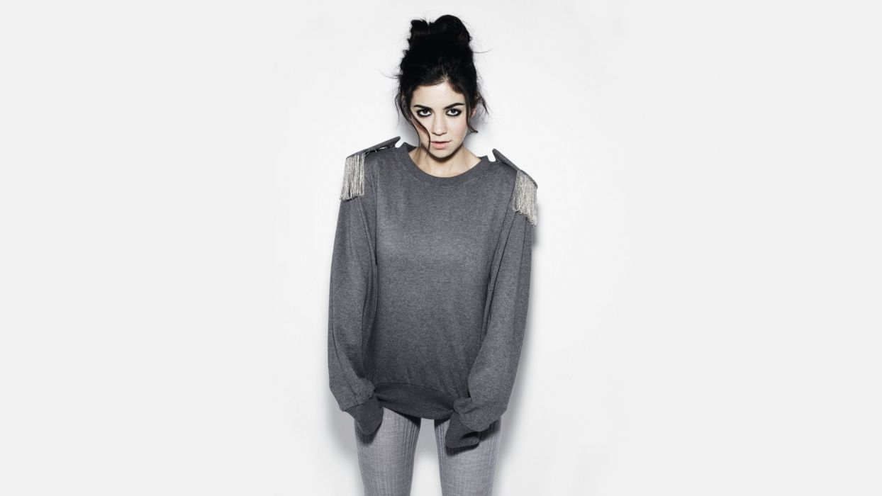women Marina And The Diamonds Marina Diamandis wallpaper