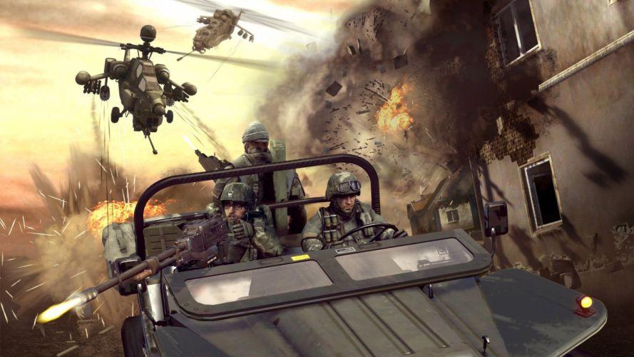 Battlefield Battlefield Bad Company 2 wallpaper