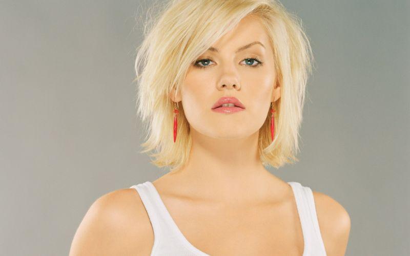 blondes women Elisha Cuthbert actress wallpaper