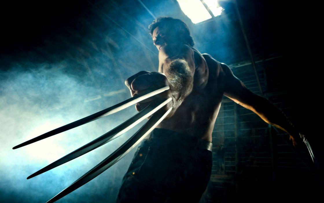 Wolverine Hugh Jackman X-Men: Origins wallpaper
