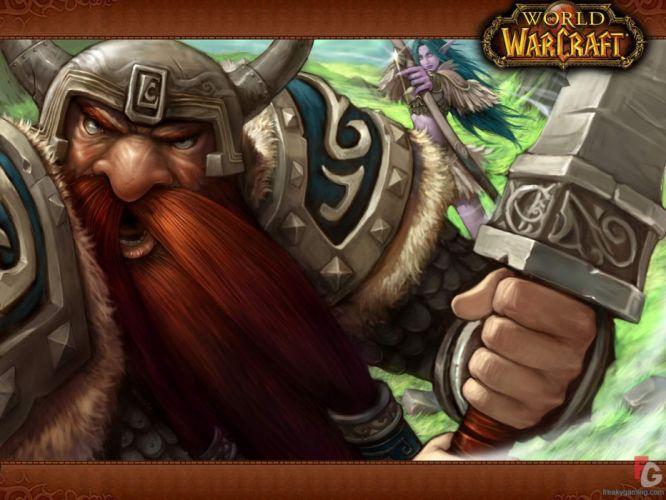 World of Warcraft dwarfs wallpaper