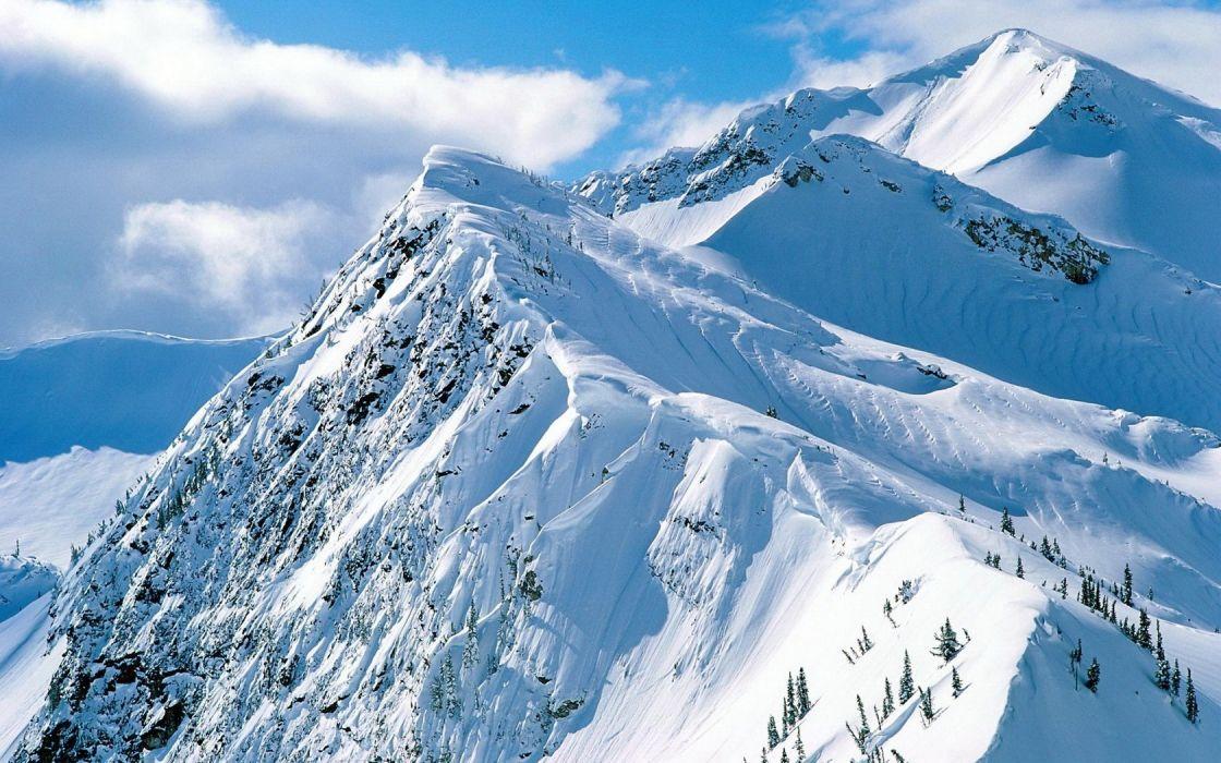 nature Mount wallpaper