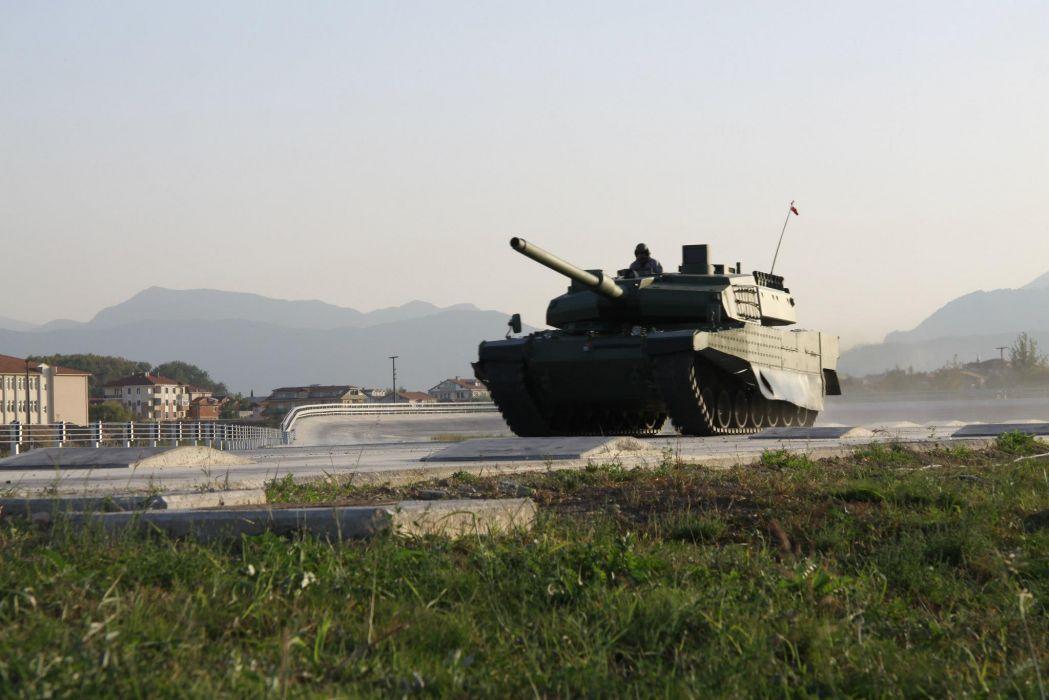ALTAY MBT TANK weapon military tanks    d wallpaper