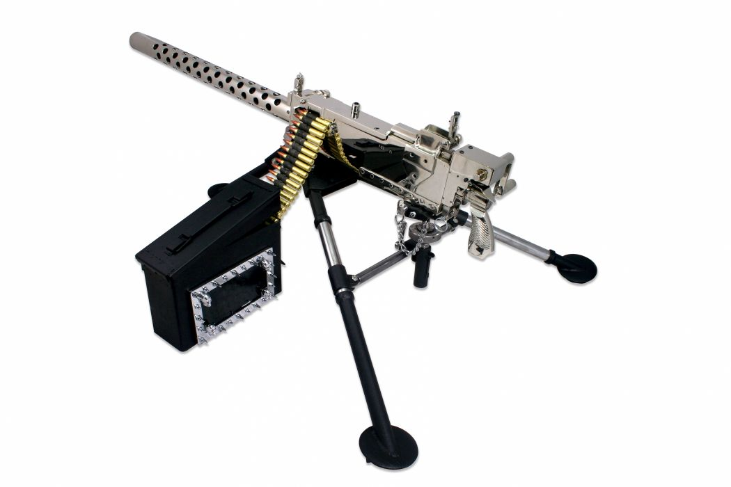 BROWNING 1919a4 Machine Gun weapon military rifle ammo     g wallpaper