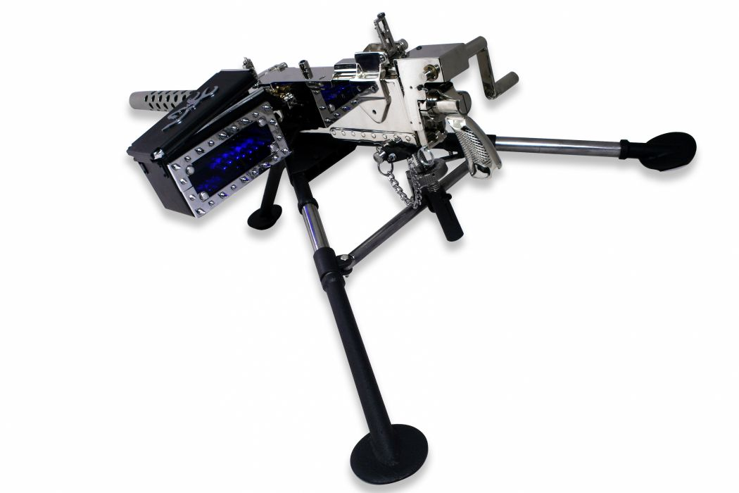 BROWNING 1919a4 Machine Gun weapon military rifle   r wallpaper