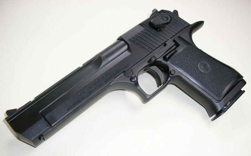 DESERT EAGLE weapon gun pistol re wallpaper