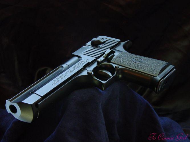 DESERT EAGLE weapon gun pistol t wallpaper