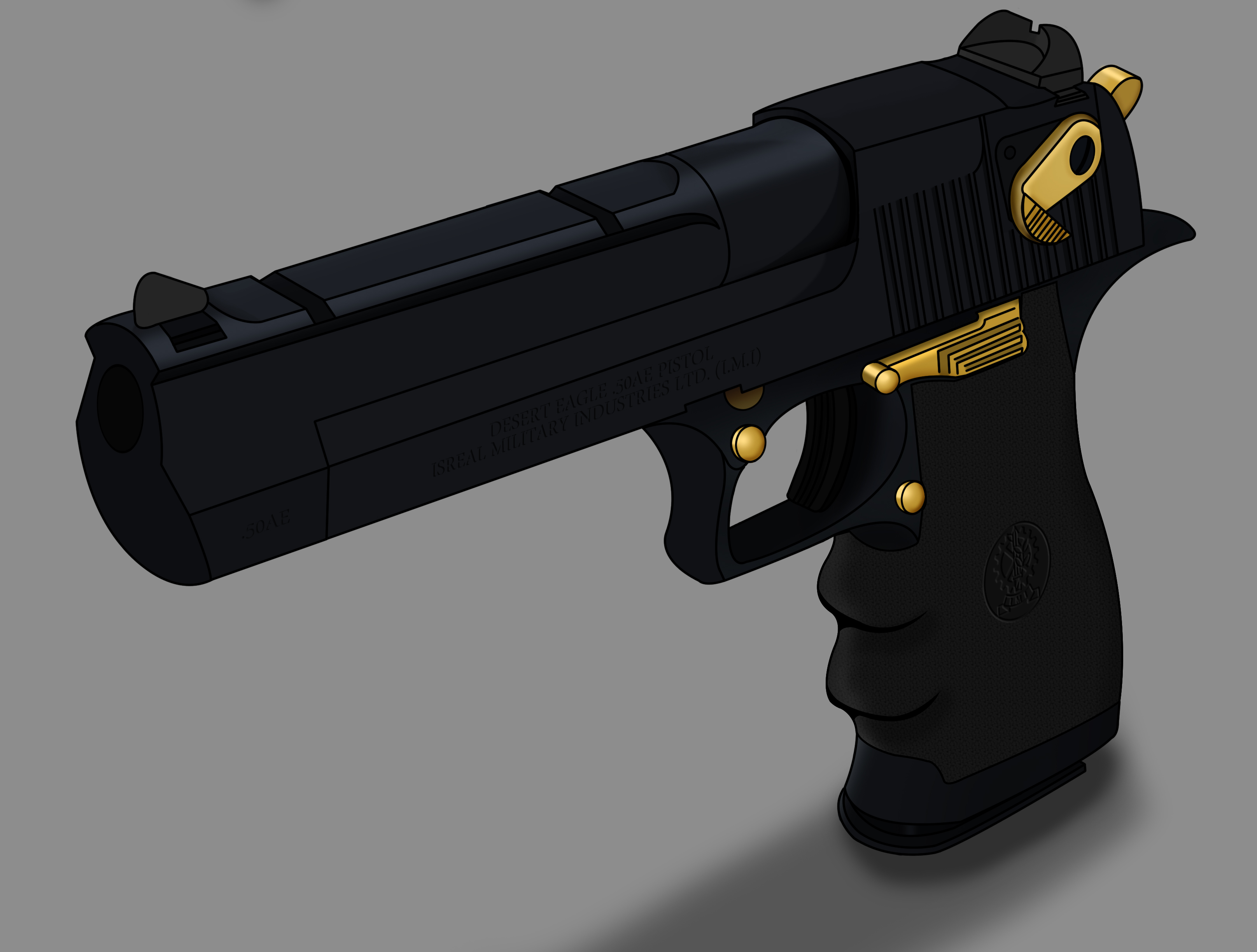 Desert Eagle Weapon Gun Pistol E Wallpaper 3232x2448 192333 Wallpaperup