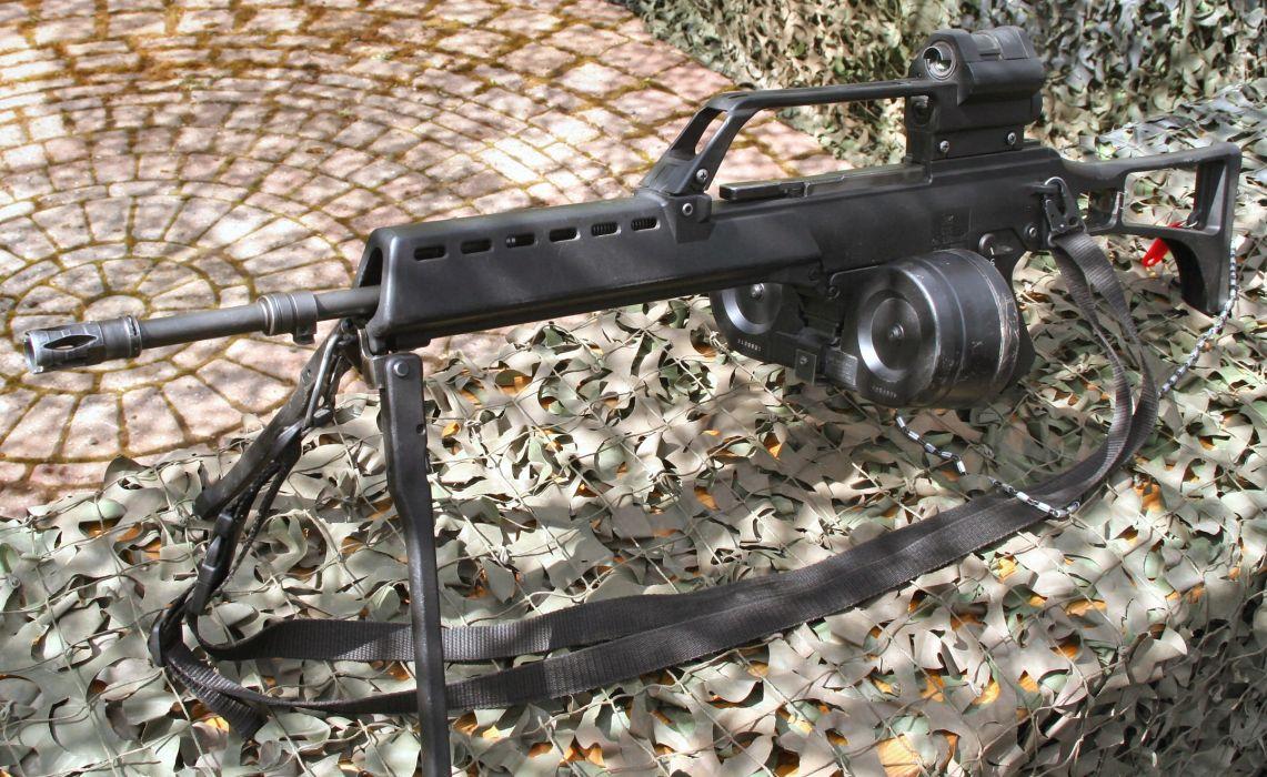 Heckler & Koch G36 weapon gun military rifle  f wallpaper