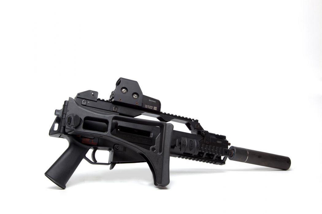 Heckler & Koch G36 weapon gun military rifle  ys wallpaper