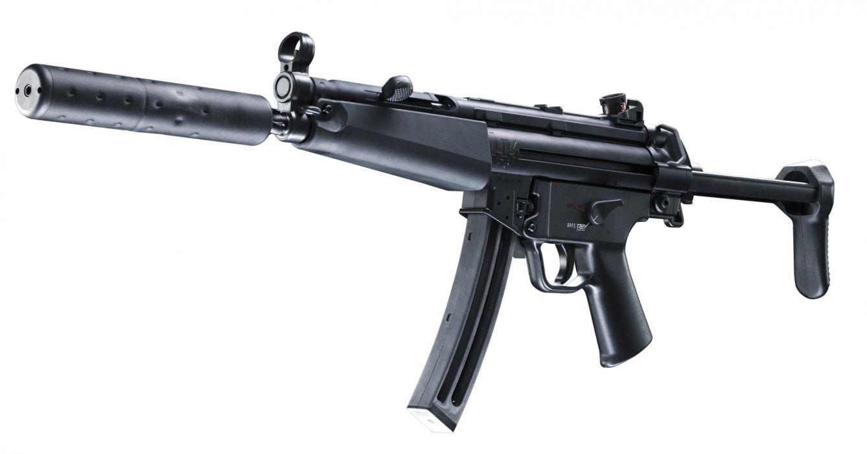 Heckler & Koch MP5 weapon gun military   f wallpaper