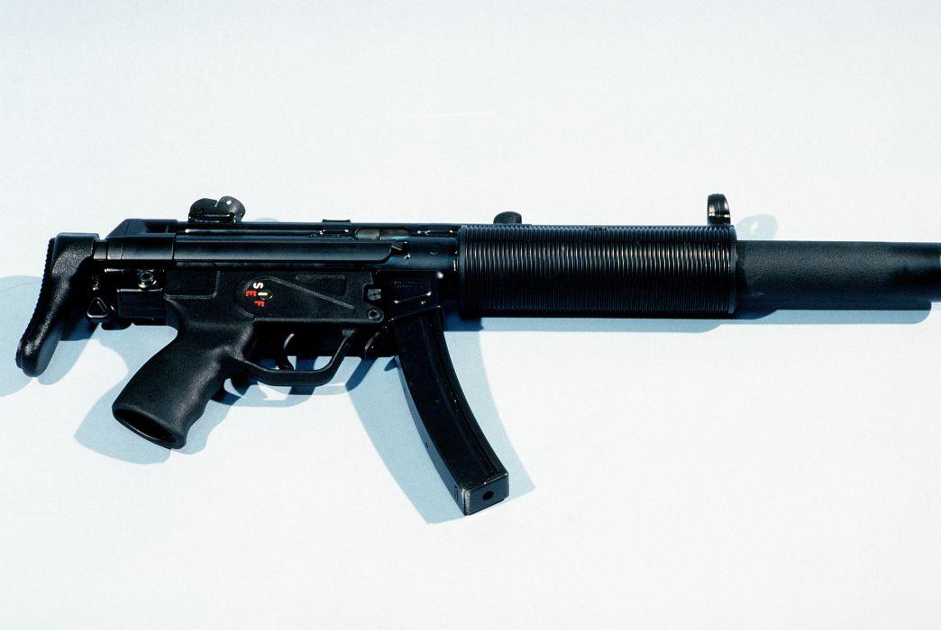 Heckler & Koch MP5 weapon gun military rifle  f_JPG wallpaper