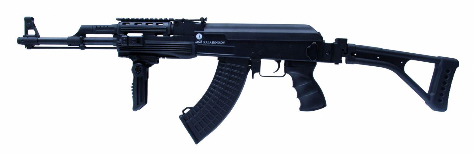 KALASHNIKOV AK-47 weapon gun military rifle g wallpaper