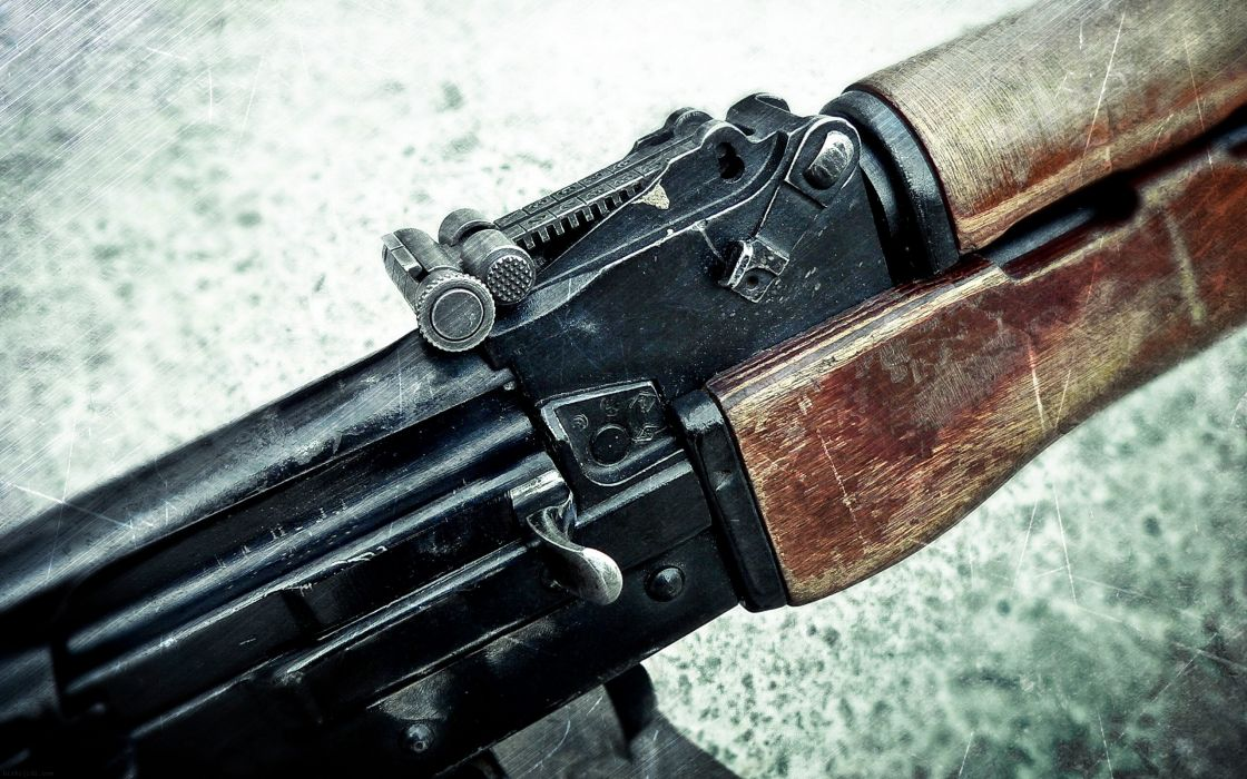 KALASHNIKOV AK-47 weapon gun military rifle   e wallpaper