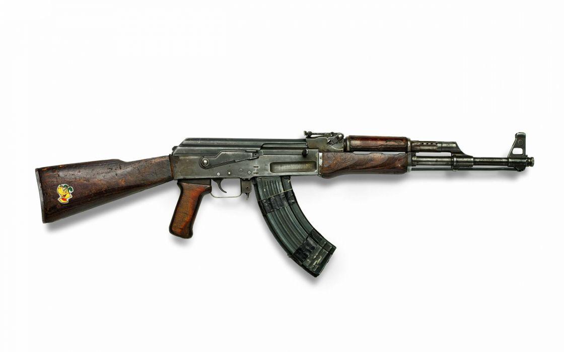 KALASHNIKOV AK-47 weapon gun military rifle  rw wallpaper