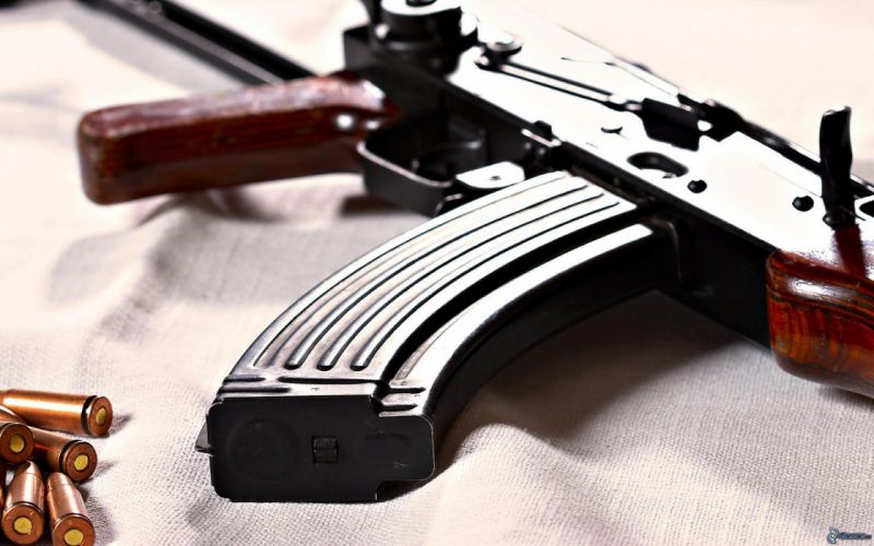KALASHNIKOV AK-47 weapon gun military rifle ammo rw wallpaper