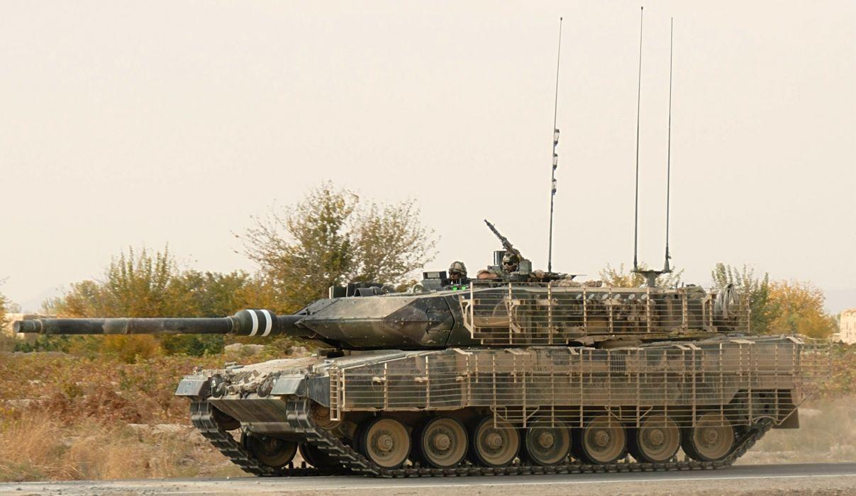 LEOPARD 2 TANK weapon military tanks leopard-2    f wallpaper