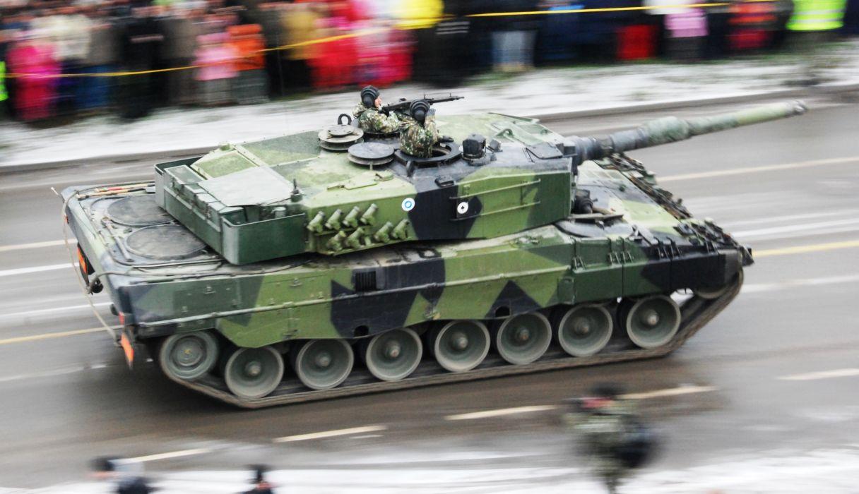 LEOPARD 2 TANK weapon military tanks leopard-2    fs wallpaper