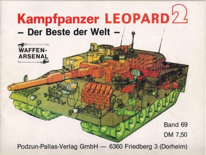 LEOPARD 2 TANK weapon military tanks leopard-2 poster f wallpaper