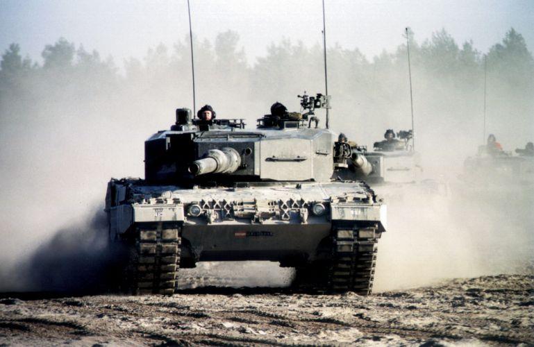 LEOPARD 2 TANK weapon military tanks leopard-2 soldier g wallpaper