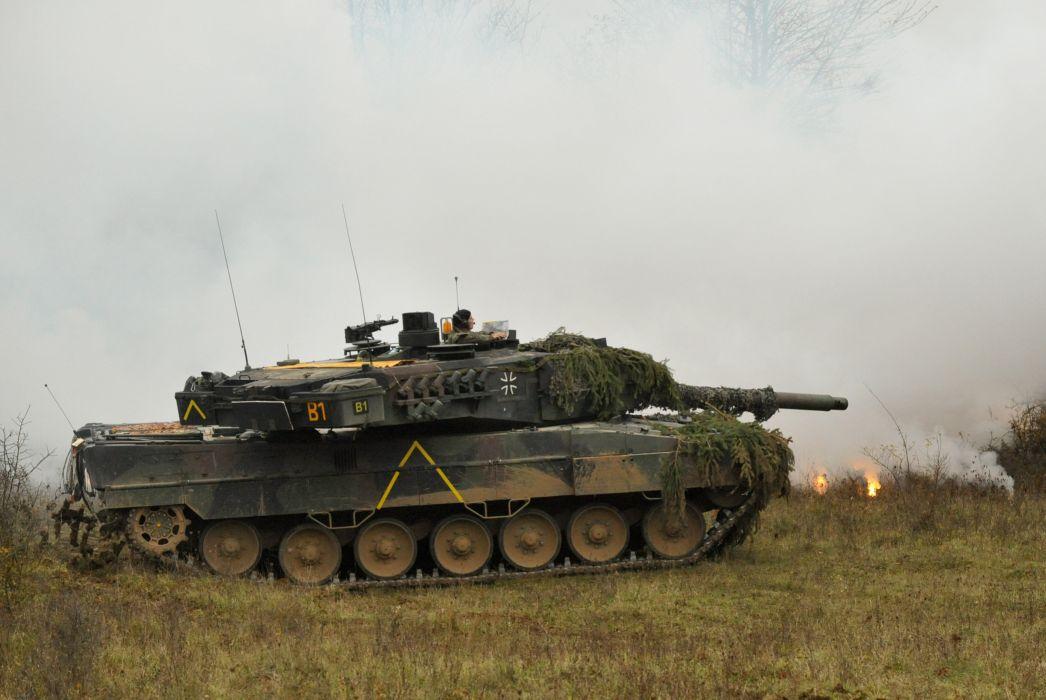 LEOPARD 2 TANK weapon military tanks leopard-2 soldier   f wallpaper