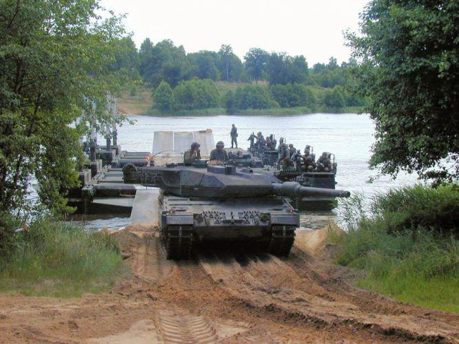 LEOPARD 2 TANK weapon military tanks leopard-2 soldier d wallpaper