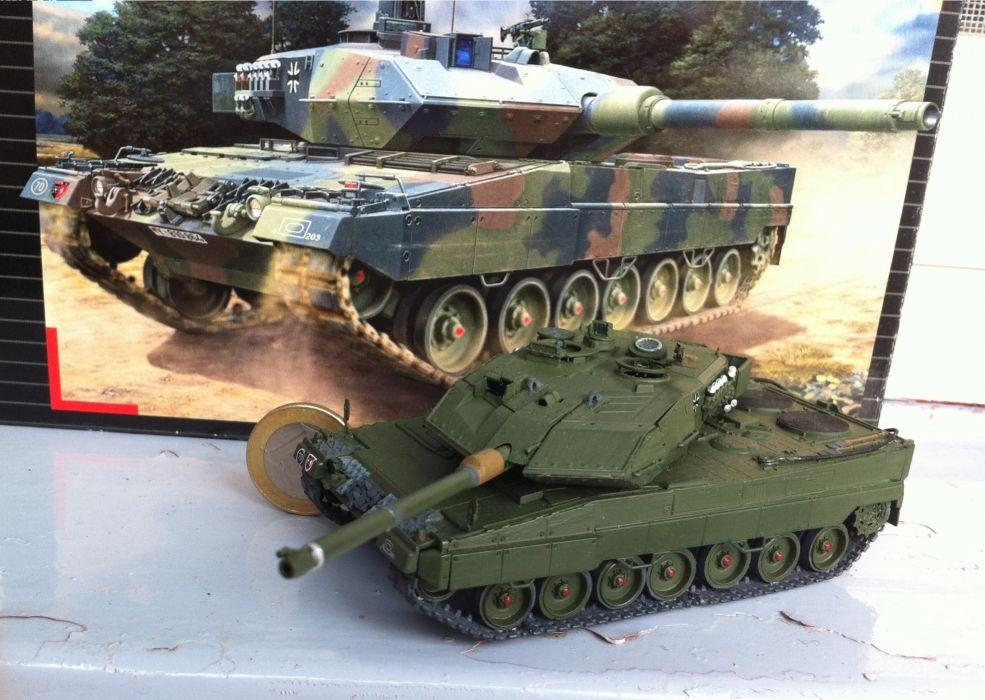 LEOPARD 2 TANK weapon military tanks leopard-2 toy        g wallpaper