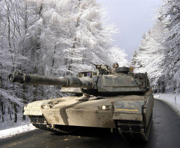 M1A1 ABRAMS TANK weapon military tanks e wallpaper