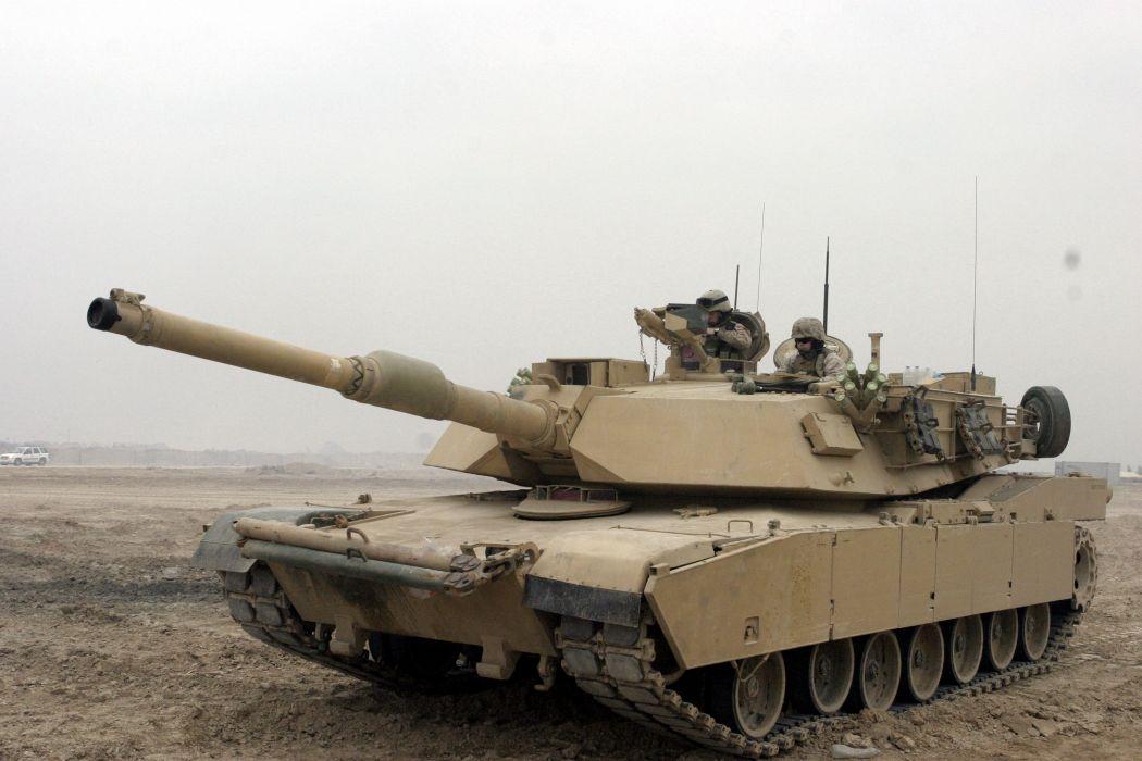 M1A1 ABRAMS TANK weapon military tanks    g_JPEG wallpaper